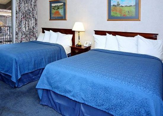Quality Inn South Reno: Guest Room