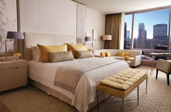 Four Seasons Hotel Toronto: TFY Room