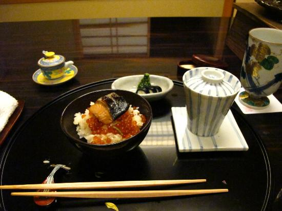 Kanamean Nishitomiya: Food presentation so refined