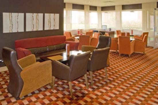 Britannia Bolton Hotel: Lounge