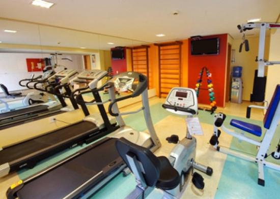 Comfort Hotel Franca: Fitness Center