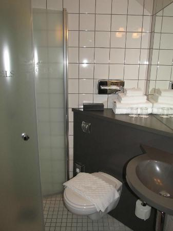 Freys Hotel: Bathroom