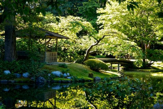 Images of Nitobe Memorial Garden - Attraction Pictures