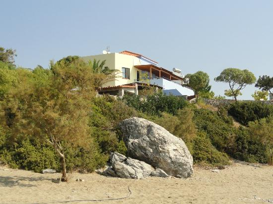 Paraktio Beach Apartments: 