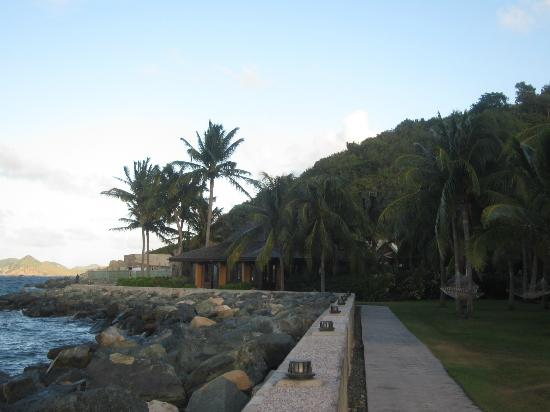 Peter Island Resort: Walking The Grounds.
