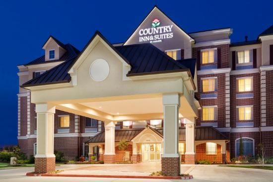 Country Inn &amp; Suites By Carlson, College Station: CountryInn&amp;Suites CollegeStation ExteriorNight