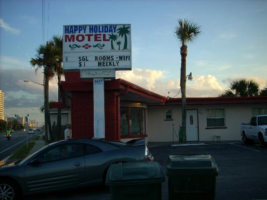 Happy Holiday Motel