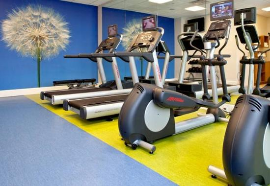 SpringHill Suites Huntsville Downtown: Fitness Center