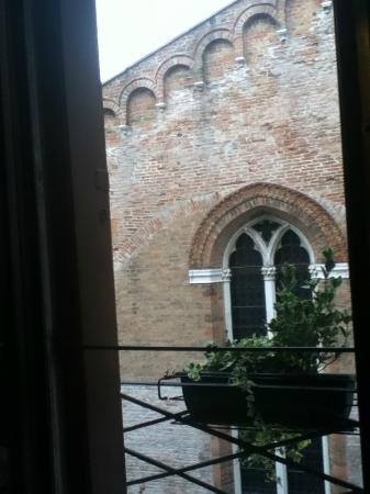 B&B Bloom Venice: View from room