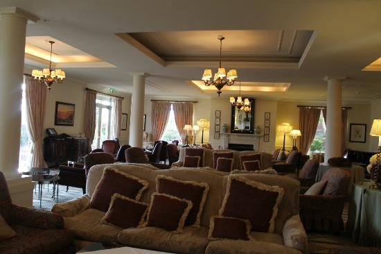 Lilianfels Blue Mountains Resort &amp; Spa: The Lounge