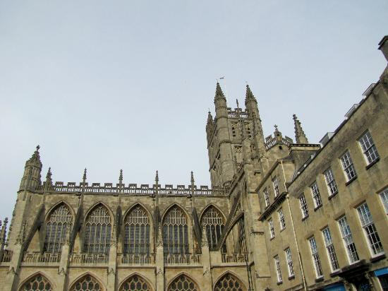The English Bus-Day Tours: Bath Abbey