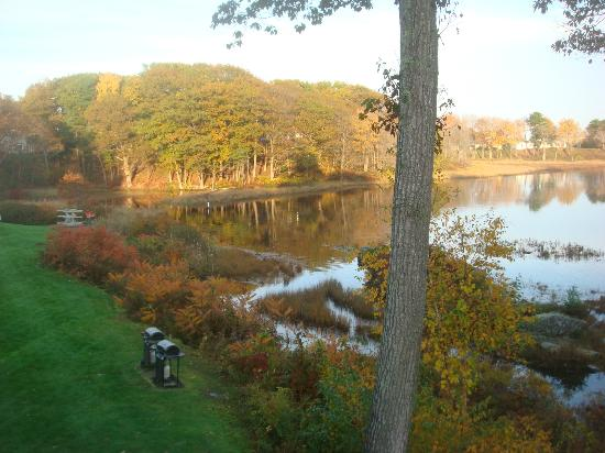 Ogunquit River Inn and Suites: View from our room!