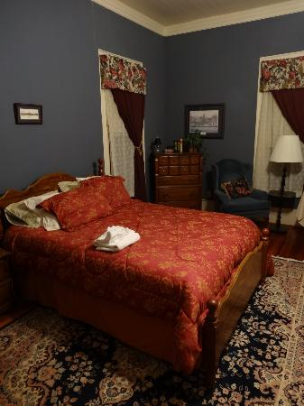 Liberty Lodge: Bedroom