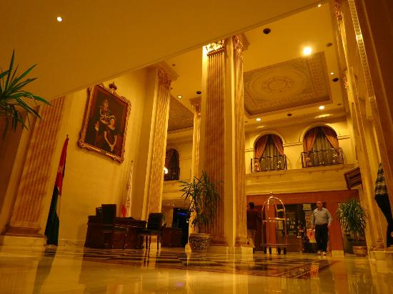 Regency Palace Amman: Hall