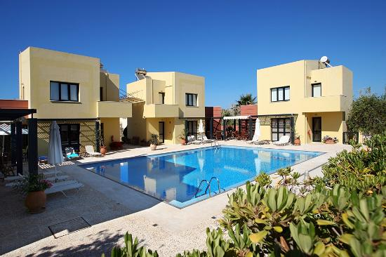 Daphnis Villas