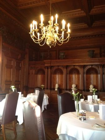 Rhinefield House: Armada Restaurant