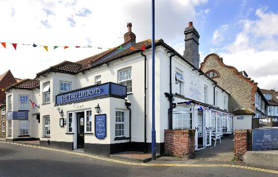 Two Lifeboats Hotel