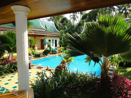 Baan Malinee Bed and Breakfast: Paradijs in Phuket !