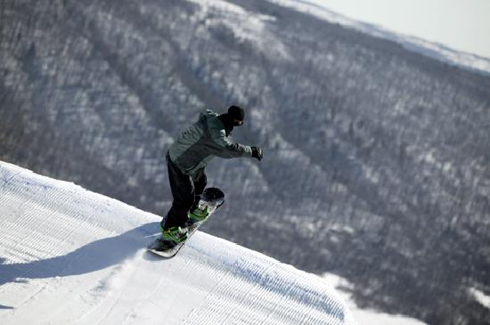 Lagos Finger, Nueva York: Bristol Mountain Ski Resort - Canandaigua, NY in the Finger Lakes