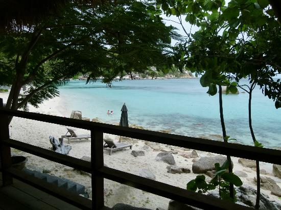 The Haad Tien Beach Resort: view room 217