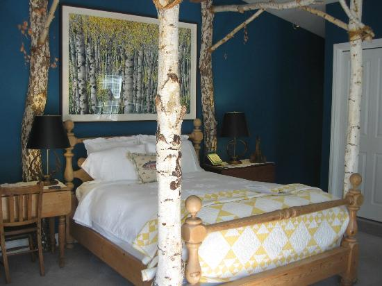 Inn at Occidental : Sonoma Vintage guest room