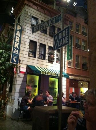 Great Deli In The Food Court Area Picture Of New York New York Hotel And