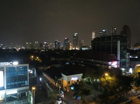 Morrissey Boutique Serviced Apartment: view from rooftop