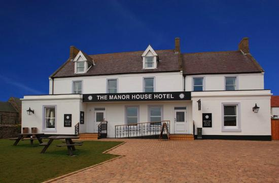 ‪Manor House Hotel‬
