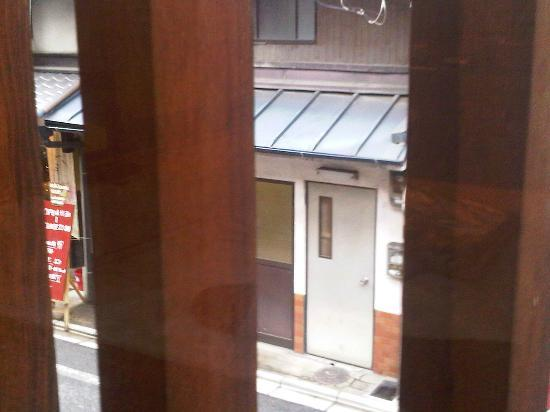 Inn Kawashima: view from room