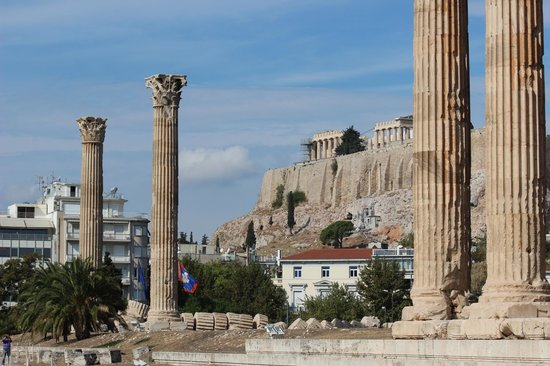 O&B Athens Boutique Hotel:                                     Athens at its finest