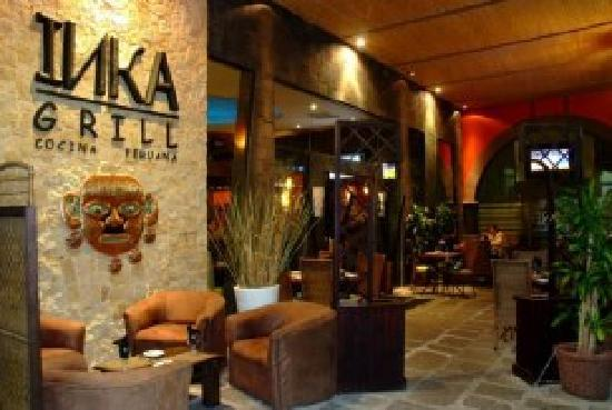 Inka grill escazu paco plz restaurant reviews phone for Romantic restaurant san jose