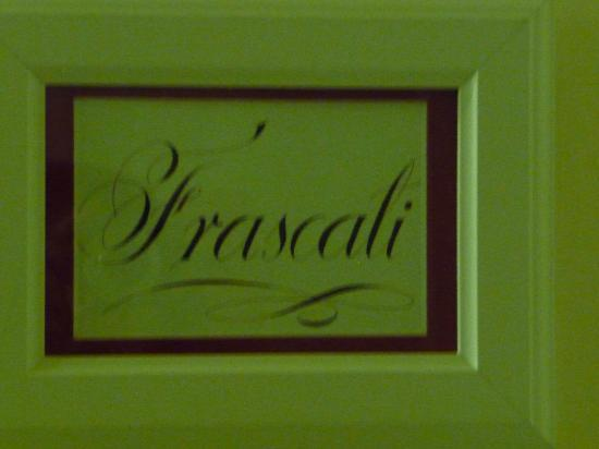 Cracowdays Apartments : Nameplate for our room