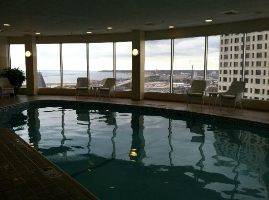 The Pfister Hotel: pool