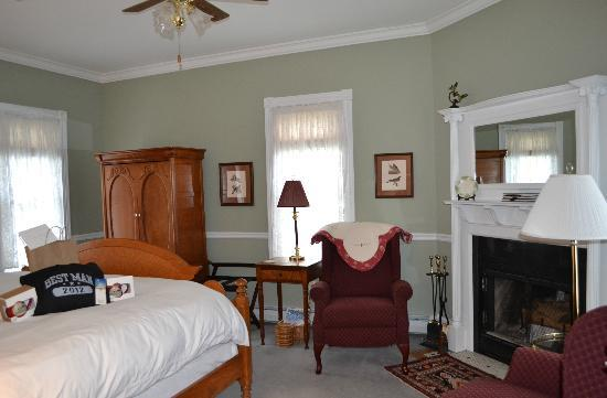 Barnard, VT: Rooms that made OUR guests feel special