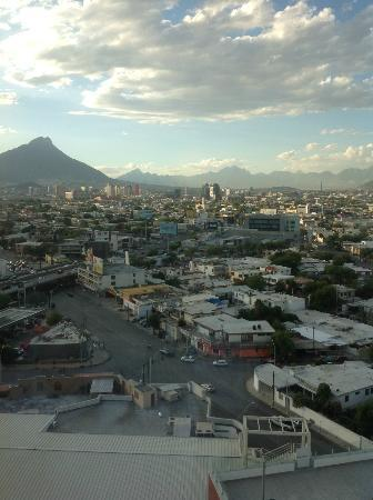 Fiesta Inn Monterrey Tecnologico: Vista desde la habitacin