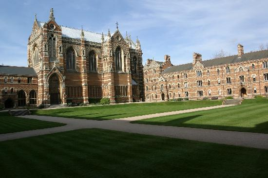 Keble Colle