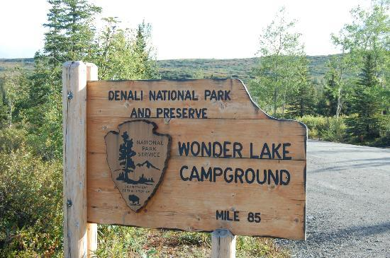 ‪Wonder Lake Campground‬