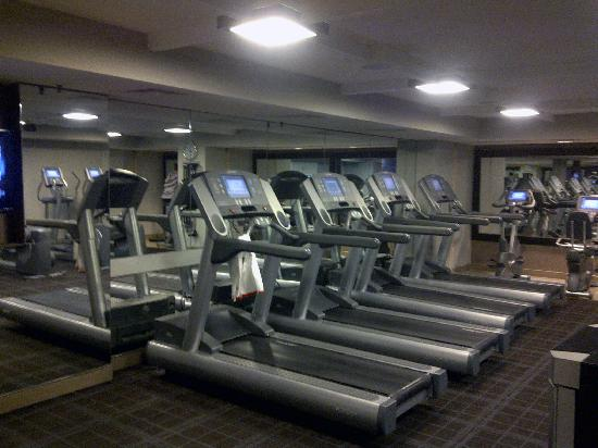 Hyatt at Fisherman's Wharf: Fitness Center