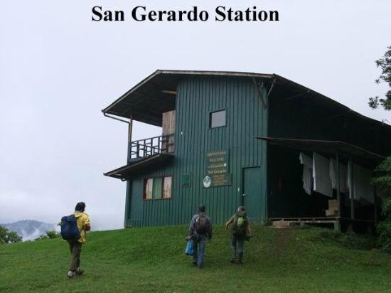 ‪San Gerardo Biological Station‬