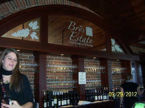 Pointes North Beachfront Resort Hotel: Brys Estate Winery