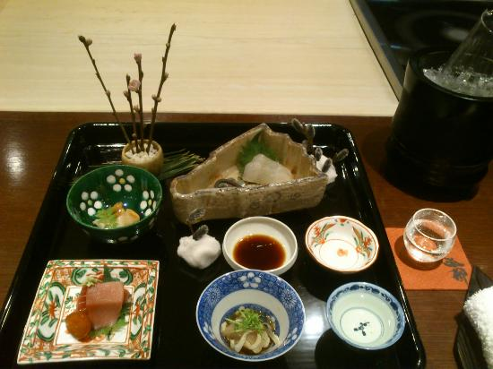 koryu Michelin Starred Restaurants of Osaka