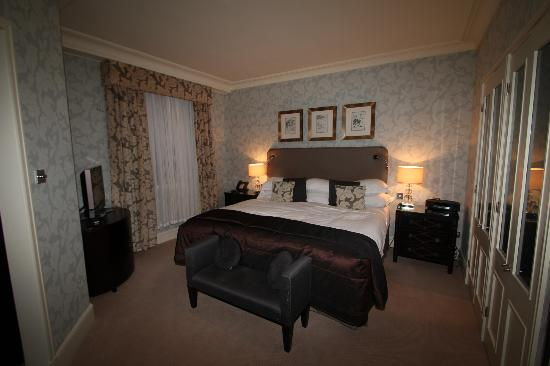 The Chester Grosvenor: Presidential suite bedroom