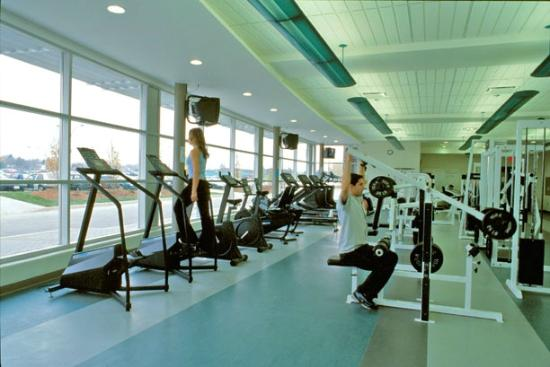 Mohawk Residence and Conference Centre: Fitness Centre