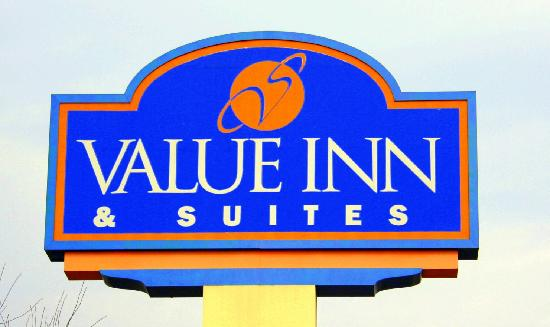 Airport Value Inn & Suites: Logo