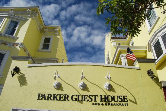 Parker Guest House: My Home in San Francisco