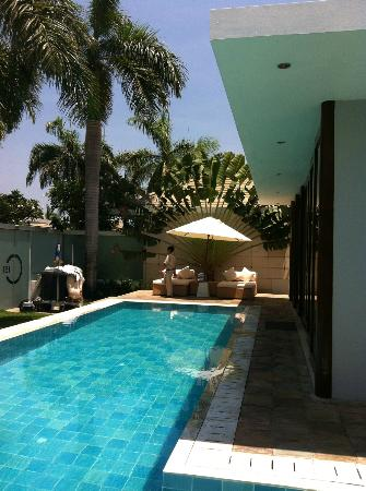 C151 Smart Villas: pool area