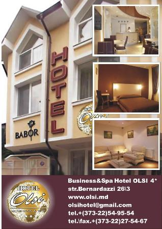 Photo of Business & Spa Hotel Olsi Chisinau