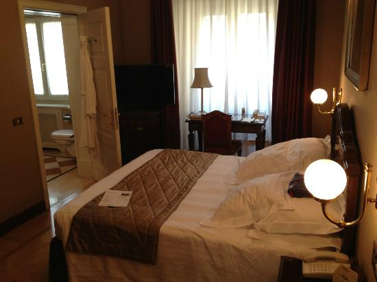 Grand Hotel et de Milan: Room 419