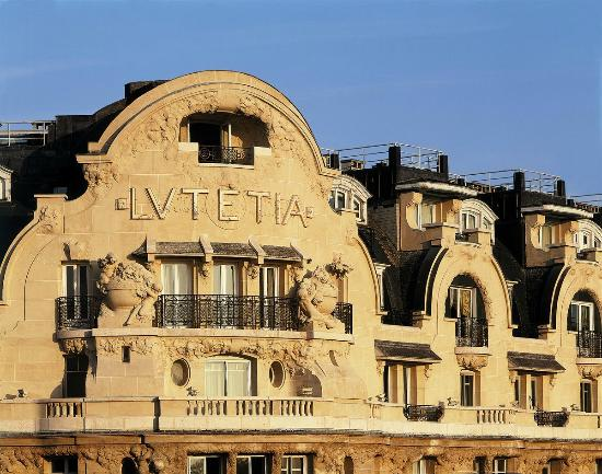 Hotel Lutetia Paris: Hotel Lutetia