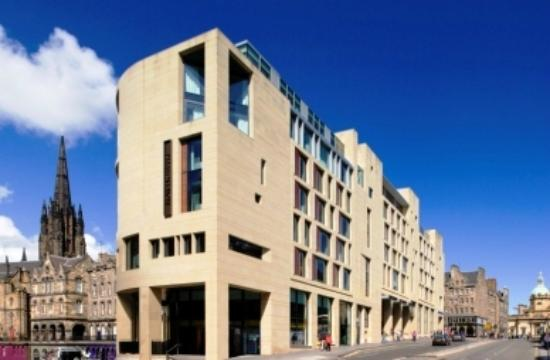 Hotel Missoni Edinburgh: Exterior